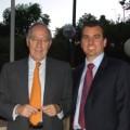 Manuel Pizarro Vortrag Wirtschaftsjunioren Madrid Karl Lincke Moderator
