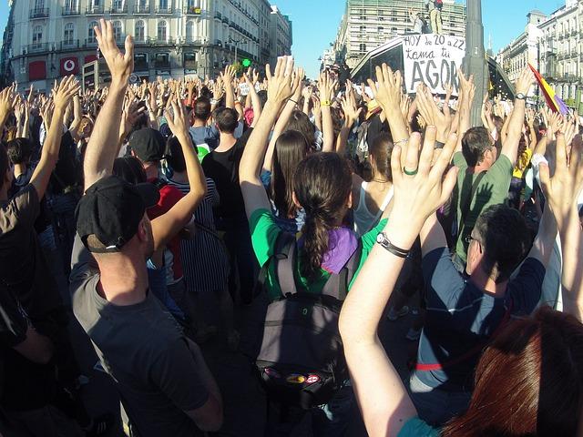 Generalstreik gegen die neue Arbeitsrechtsreform in Spanien