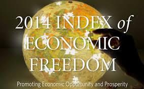 Wirtschaftliche Freiheit 2014