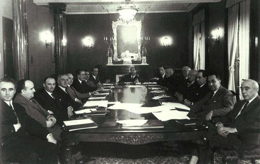 Hauptversammlung in Spanien