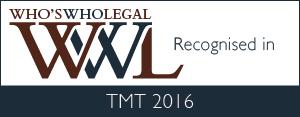 Beste IT Anwälte Auszeichnung Who's Who Legal