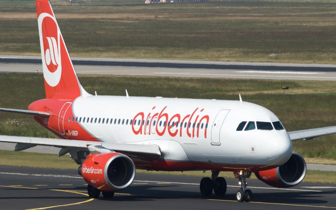 Air Berlin spricht Spanisch aber kein Katalan