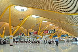 Chaos im Madrider Flughafen