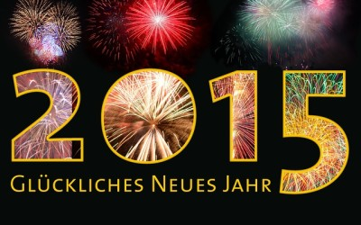 Ein Frohes und Erfolgreiches Neues Jahr 2015