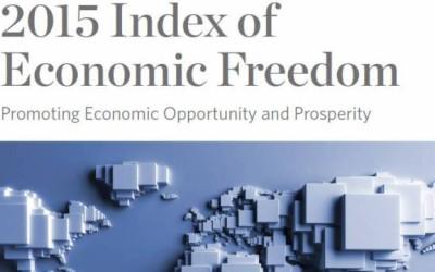 Wirtschaftliche Freiheit in Spanien 2015