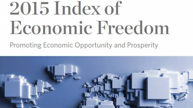 Wirtschaftliche Freiheit in Spanien und Deutschland Index of Economic Freedom 2015
