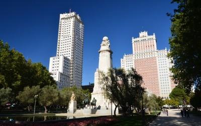 Madrid: stärkste Zunahme an Immobilieninvestitionen weltweit