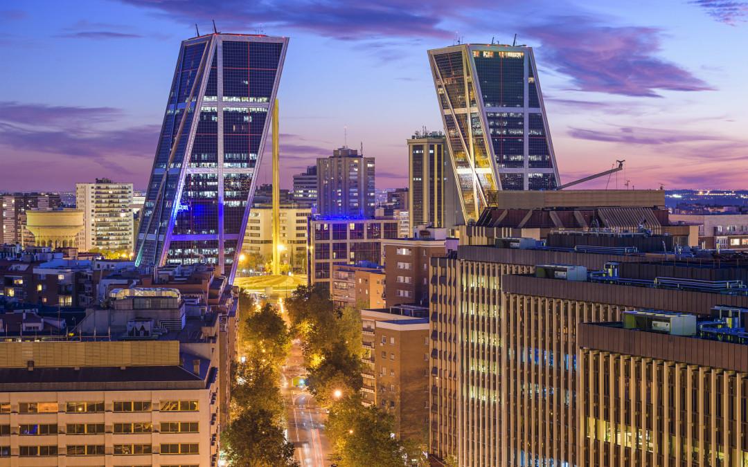 Wettbewerbsfähigkeit Spaniens 2015-2016