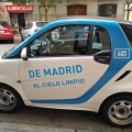 Car2go in Madrid - überall frei parken